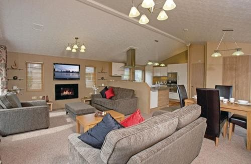 Last Minute Cottages - Delightful Southerness Lodge S112719