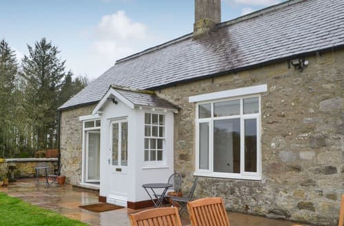Last Minute Cottages - Delightful Burradon Cottage S163735
