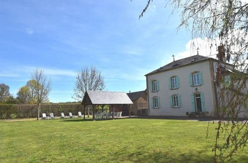 Last Minute Cottages - Villa Bourgogne 13 pers