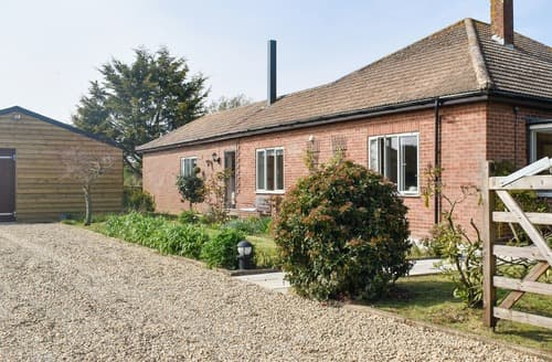 Last Minute Cottages - Kemple End