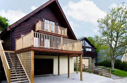 Last Minute Cottages - Hadleigh Lodge