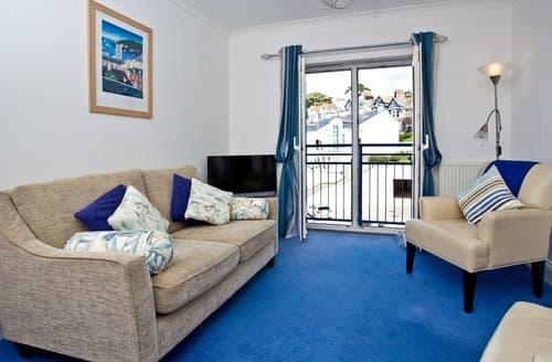 Last Minute Cottages - Adorable Brixham Apartment S165201