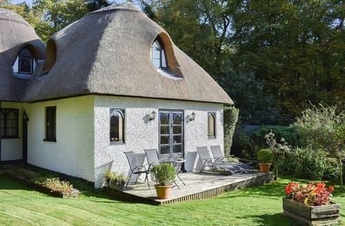 Last Minute Cottages - Heathfield Lodge
