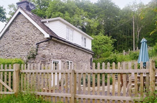 Last Minute Cottages - Adorable Welshpool Cottage S77197