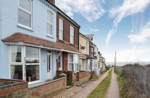 Last Minute Cottages - Seaholly