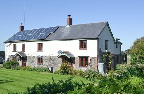 Last Minute Cottages - Splendid Holsworthy Cottage S122616