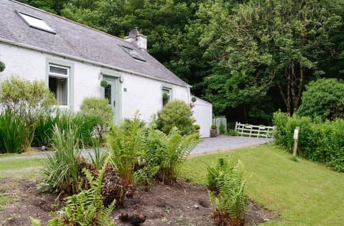Last Minute Cottages - BRIG OF TIG COTTAGE - W43218