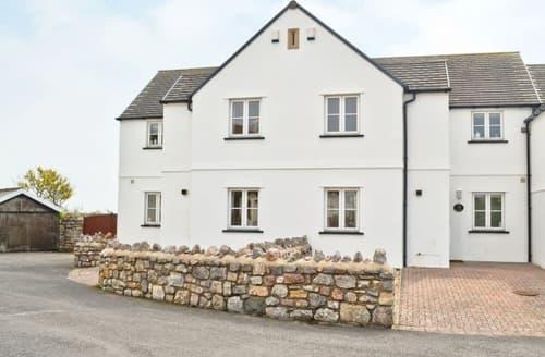 Big Cottages - Croft Acre Holiday Cottages   Apricot Cottage S165242