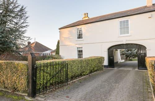 Last Minute Cottages - Pelham House Cottage