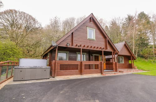 Last Minute Cottages - Adorable Knighton Lodge S165830