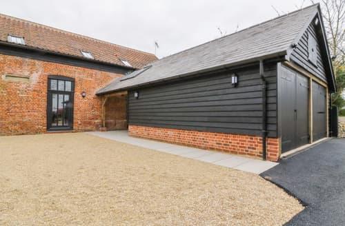 Dog Friendly Cottages - Grange Barn