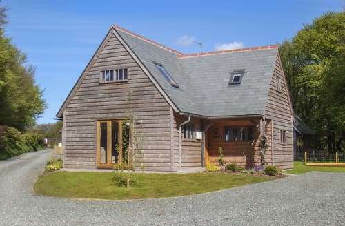Last Minute Cottages - Trevinny Lodge No 37