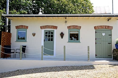 Last Minute Cottages - Hen Gilfach Stable