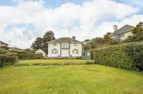 Last Minute Cottages - Excellent Criccieth Cottage S166138