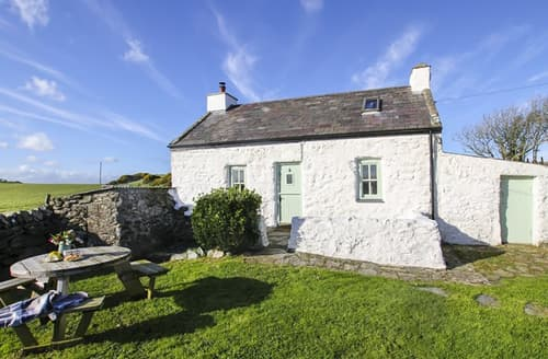 Last Minute Cottages - Pant y Crintach