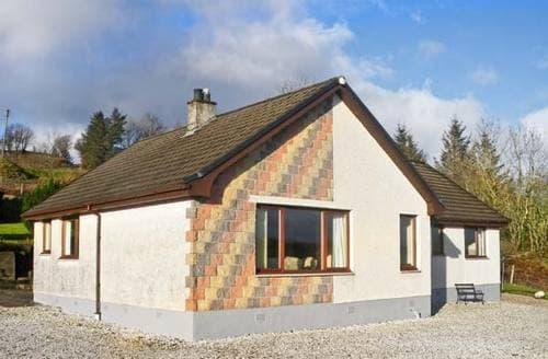 Big Cottages - Excellent Isle Of Skye View S5182