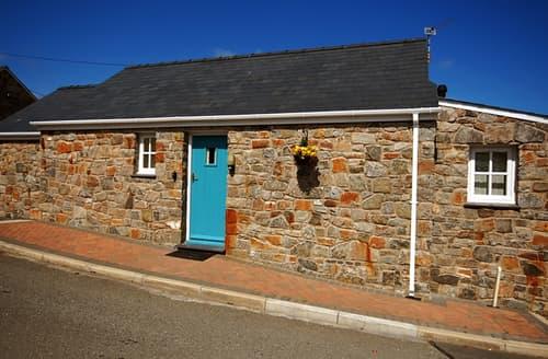 Last Minute Cottages - Exquisite Trearddur Bay Cottage S166243