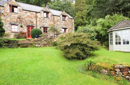 Last Minute Cottages - Ty Coch Maentwrog