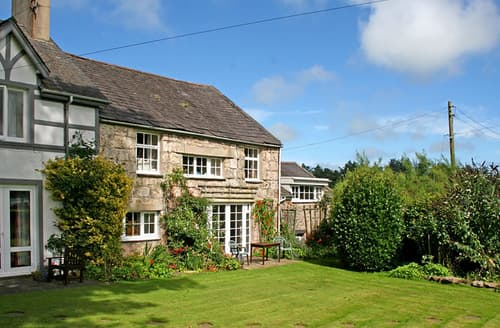 Last Minute Cottages - Gorgeous Brynsiencyn Cottage S166376