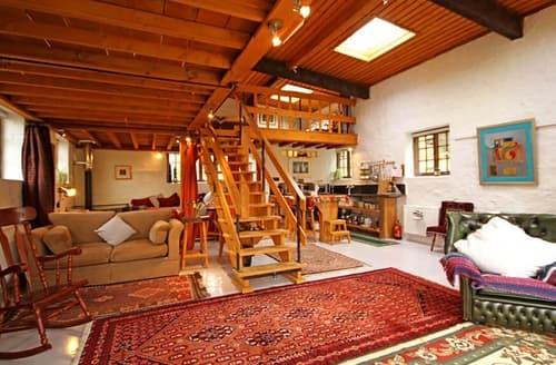 Last Minute Cottages - Luxury Menai Bridge Cottage S166394