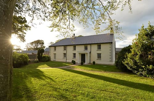 Last Minute Cottages - Clynnog House