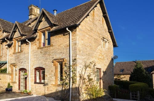 Last Minute Cottages - Ashby Cottage