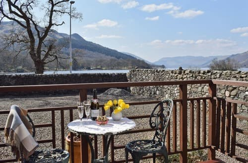 Last Minute Cottages - Inviting St Fillans Lodge S166906