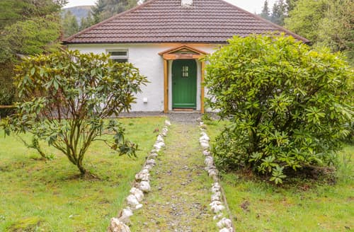 Last Minute Cottages - Gorgeous Dunoon Cottage S167150