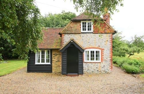 Last Minute Cottages - Crow Cottage