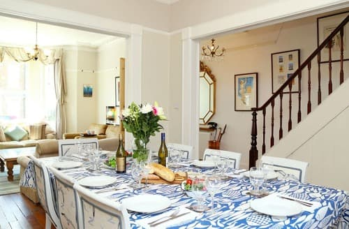 Last Minute Cottages - Ramsgate Townhouse