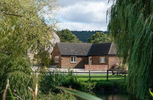 Dog Friendly Cottages - Priory Barn