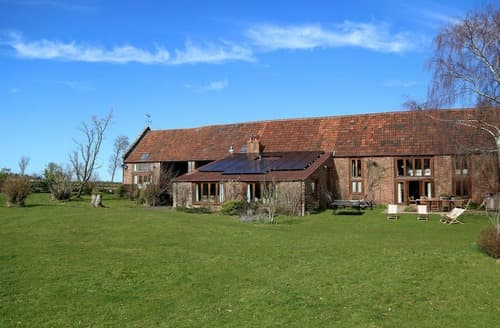 Last Minute Cottages - The Quantock Estate