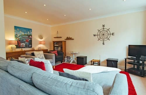 Last Minute Cottages - The Landing in Hythe