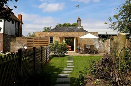 Last Minute Cottages - The Old Bakery