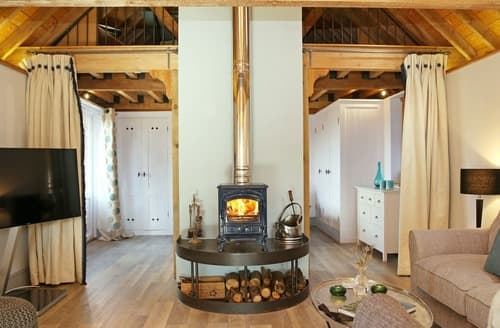 Last Minute Cottages - The Barn at Banks Cottage