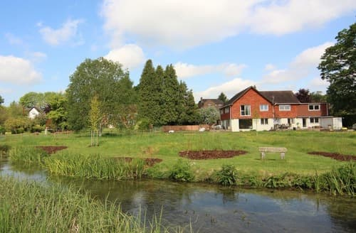 Last Minute Cottages - River Test Annexe