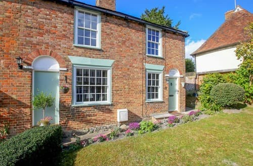 Last Minute Cottages - Captivating Hollingbourne Cottage S167428