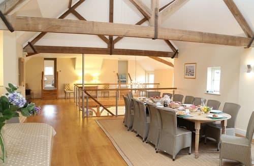 Last Minute Cottages - Finchcocks Oast 33-42