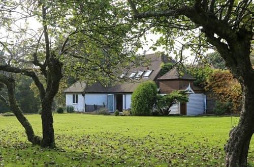 Dog Friendly Cottages - Poundgate Park Cottage