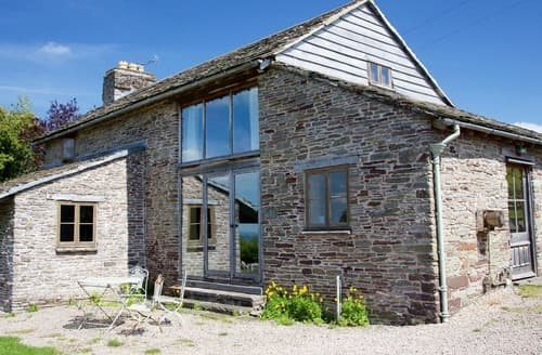 Last Minute Cottages - Adorable Hay On Wye Cottage S167455