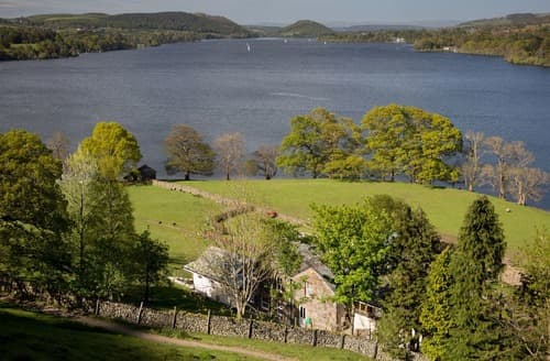 Big Cottages - The Great Barn on Ullswater