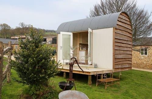 Last Minute Cottages - The Gatehouse Hut
