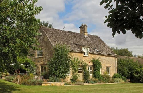Last Minute Cottages - Broadwell