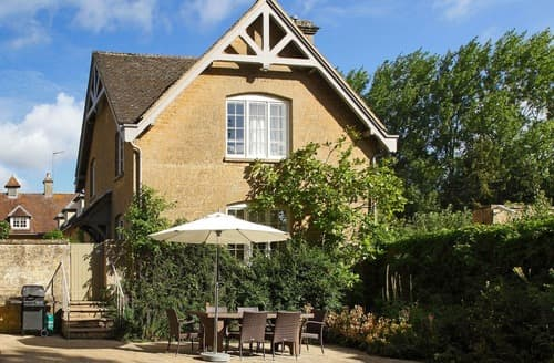 Last Minute Cottages - Beautiful Chipping Norton Cottage S167515