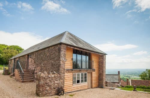 Last Minute Cottages - Bagborough View