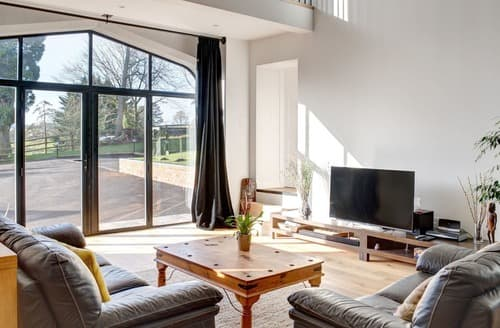 Dog Friendly Cottages - The Coach House Seven Springs