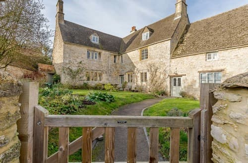 Last Minute Cottages - Luxury Near Oxford Cottage S167588