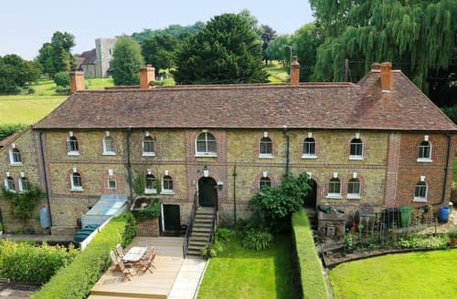 Last Minute Cottages - The Guards House, Leeds Castle