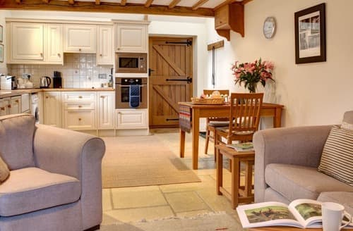Dog Friendly Cottages - Paddocks Nook