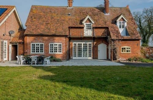 Last Minute Cottages - Excellent Mettingham Cottage S167755